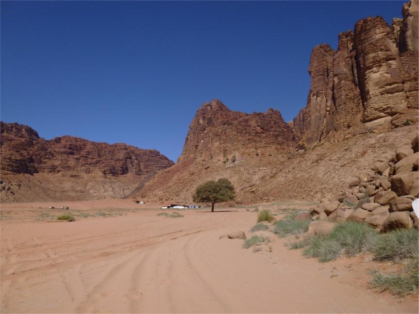 Wadi Rum, Jordan; May2014