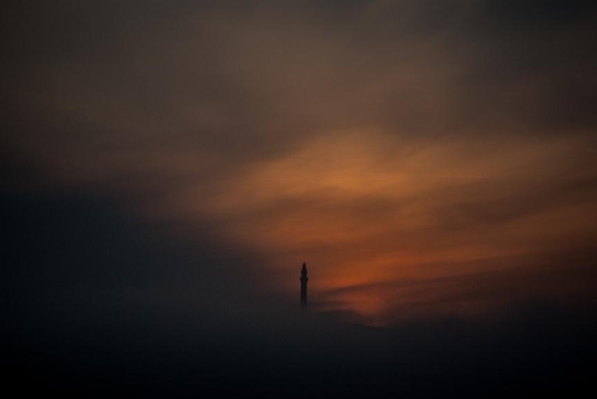 Wainhouse Tower, Calderdale; April2015