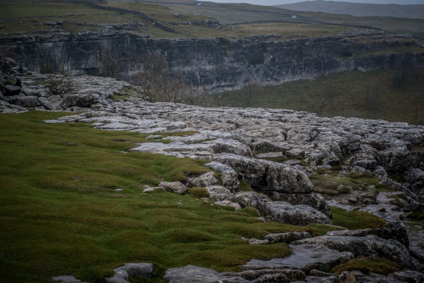 Pennine Way: Haworth to Malham for the weekend April 2015