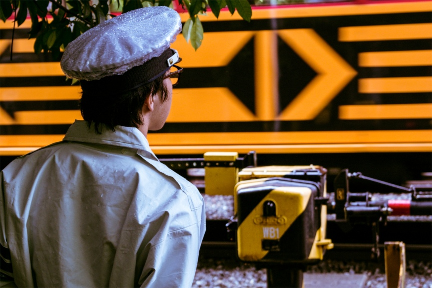 Trains and Tracks,Japan