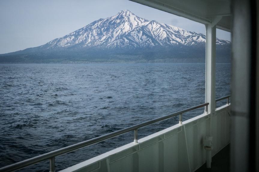 Rishiri Island, Hokkaido;Japan