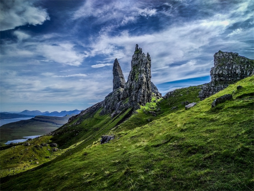 The Skye Trail, Scotland; August 2016