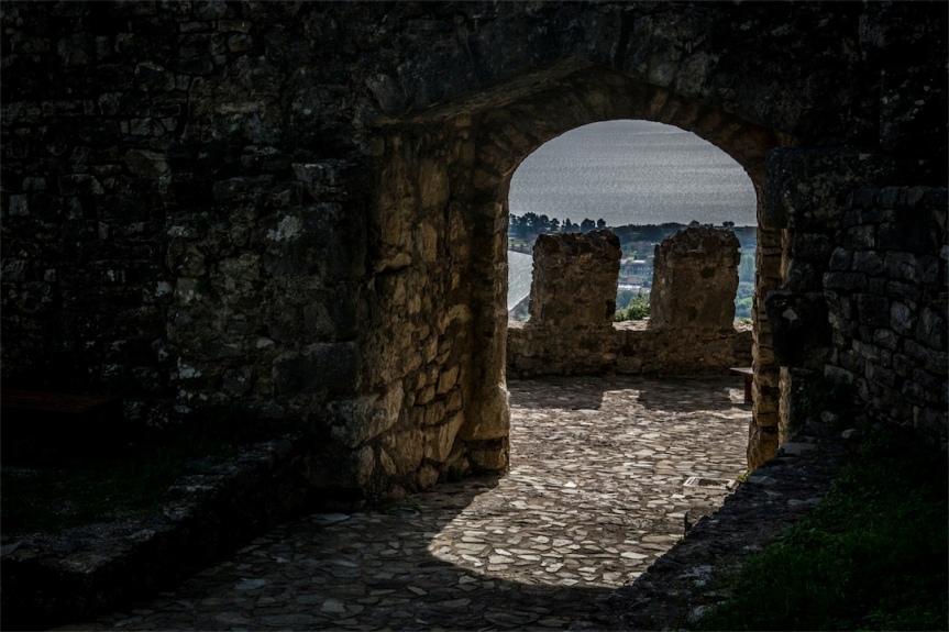 Nafpaktos Castle, Greece; October2016