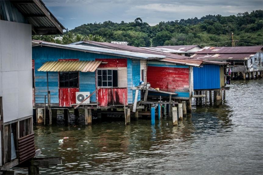 Bandar Seri Begawan, Borneo; May2017